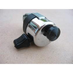 Interuptor cambio de luz y claxon Universal CLASSIC redondo