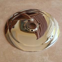 Tapa cubo rueda BMW R 26/27 cromado