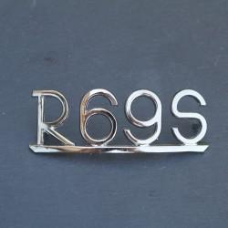 """Anagrama """" R 69S"""" guardabarros trasero"""