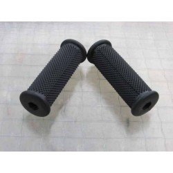 Footrest rubbers round BMW R 25 - 69 S