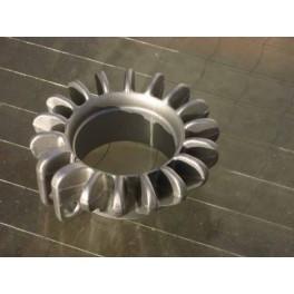 Auspuffklemmstern R 24 - 60/2 aluminium