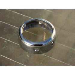 Exhaust nut BMW R 24 - 27, R 51/2 - 60/2 chromed