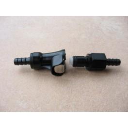 Fuelhose Quickconnector
