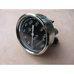 Speedo neutral dial W:1.0 0 - 160 Km/h