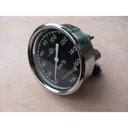 Cuentakilometros W:1.0 salida curvada 0 - 160 km/h