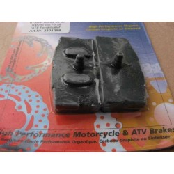 Brake pads BMW with ATE brake system