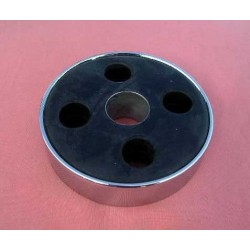 Drive shaft connection rubber with chrome ring BMW R 51/2 - R 68