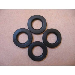 Connection rubber spacer ring BMW R 26 and R 27 (Set of 4)