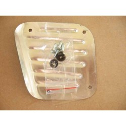 Protecting plate battery cover BMW R 26/27