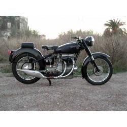 SUNBEAM S 8, 1957, 500 cc
