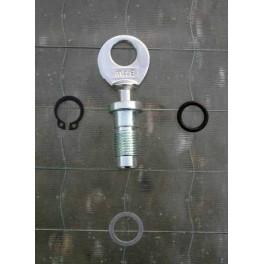 Toolbox lock assy BMW R 25 - 51/3, R 26/27