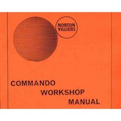 Workshop Manual NORTON Commando 750