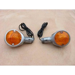 Flasher handlebar HELLA type pair