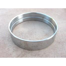 Drive shaft rubber chrome ring BMW R 24 - R 27