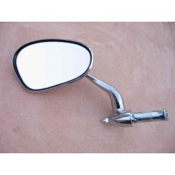 Bar end mirror BUMM de Luxe LH
