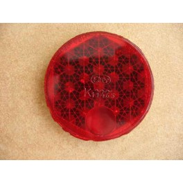 Rücklichtglas EBER rot