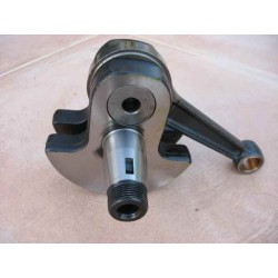Crank shaft assy BMW R 24, R 25, R 25/2, R 25/3 NEW