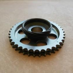 Chain wheel crankshaft BMW R 50/5 - R 100 duplex