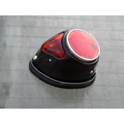 Ruecklicht EBER schwarz mit externem Bremslicht
