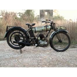 BSA Roundtank, 1924, 250 cc