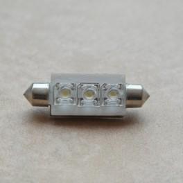 LED bulb white/red 21/5 Watt tail lamp STANDART