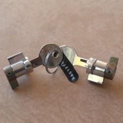 Tool and battery box lock assy with keys NSU Max