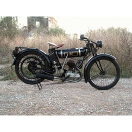 BSA Roundtank, 1925, 250 cc