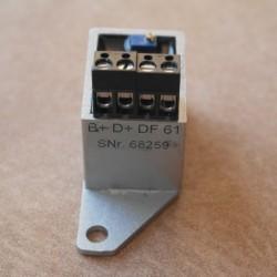 Regulador de carga electronico NSU Max