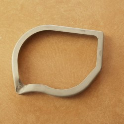 Air filter support plate NSU Max