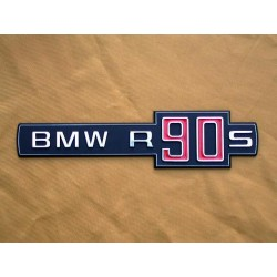 Engine ID plate BMW R 90 S