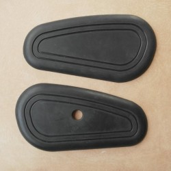 Knee grip rubbers BMW R 50 - 69S pair