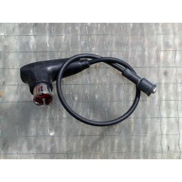 Spark plug pipe and cable assy BMW R 50/5 - R 100