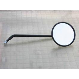 Mirror BMW R 60/6 - R 100, black, long RH