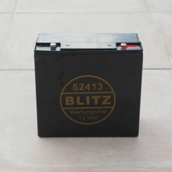 Gel battery BLITZ BMW R 50/5-R 75/5 12V/24 AH maintancefree