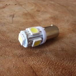 LED BA9S blanco luz de posicion EXTRA