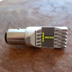 LED bulb 6 V 24/48 W BA 20D CLASSIC