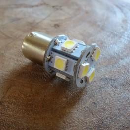 LED BA15S blanco