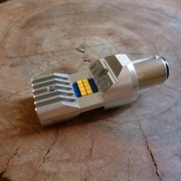 LED 6V 24/48W socalo BA20D VINTAGE