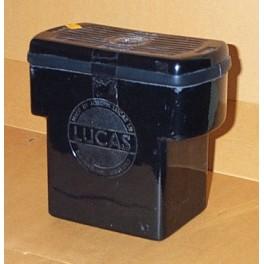 Batteriegehause LUCAS T Form