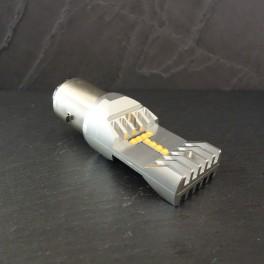 LED bulb 12 V 24/48 W BA 20 D VINTAGE