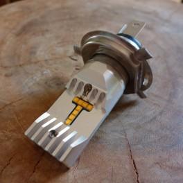 LED bulb 12 V 24/48 W P 43 T (H4)  VINTAGE