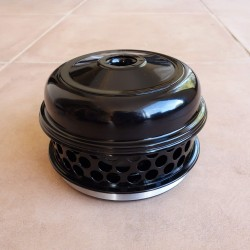Air filter housing for BMW R27, metal case