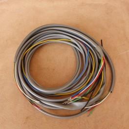 Wiring loom NSU Max silver