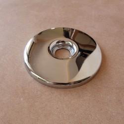 Wheel hub cover small BMW R 26/27 chromed