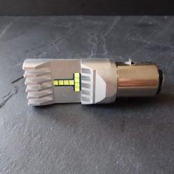 LED bulb 12 V 24/48 W BA 20D