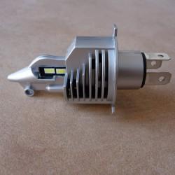 LED bulb 12 V 5800 lumen P 43 T (H4) HIGH OUTPUT