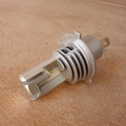 LED bulb 12 V 5000 lumen P 43 T (H4) HIGH STANDARD