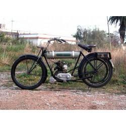 TRIUMPH LW Junior, 1915, 225 cc