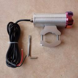 LED laser projector type bulb 12 V DC 10000 lumen auxilary lamp