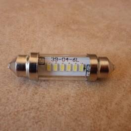 LED tipo Sofite blanco 10 x 42